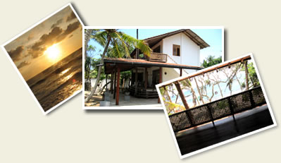 Self Catering and Beach Villa Facilities